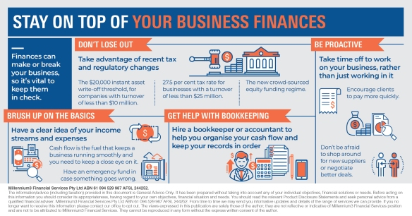 Infographic_Stay on top of your business finances2