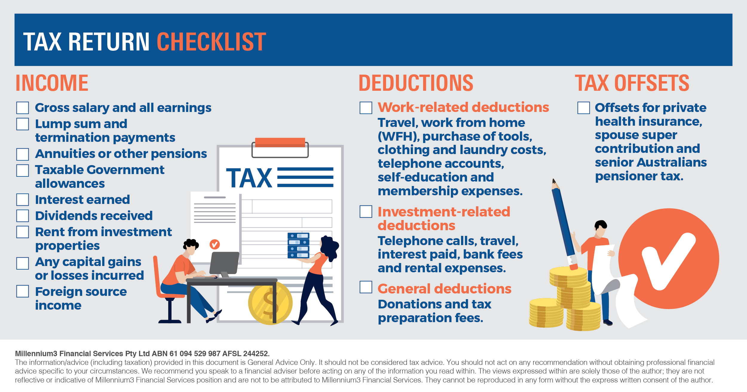 Infographic_Tax return checklist_M3