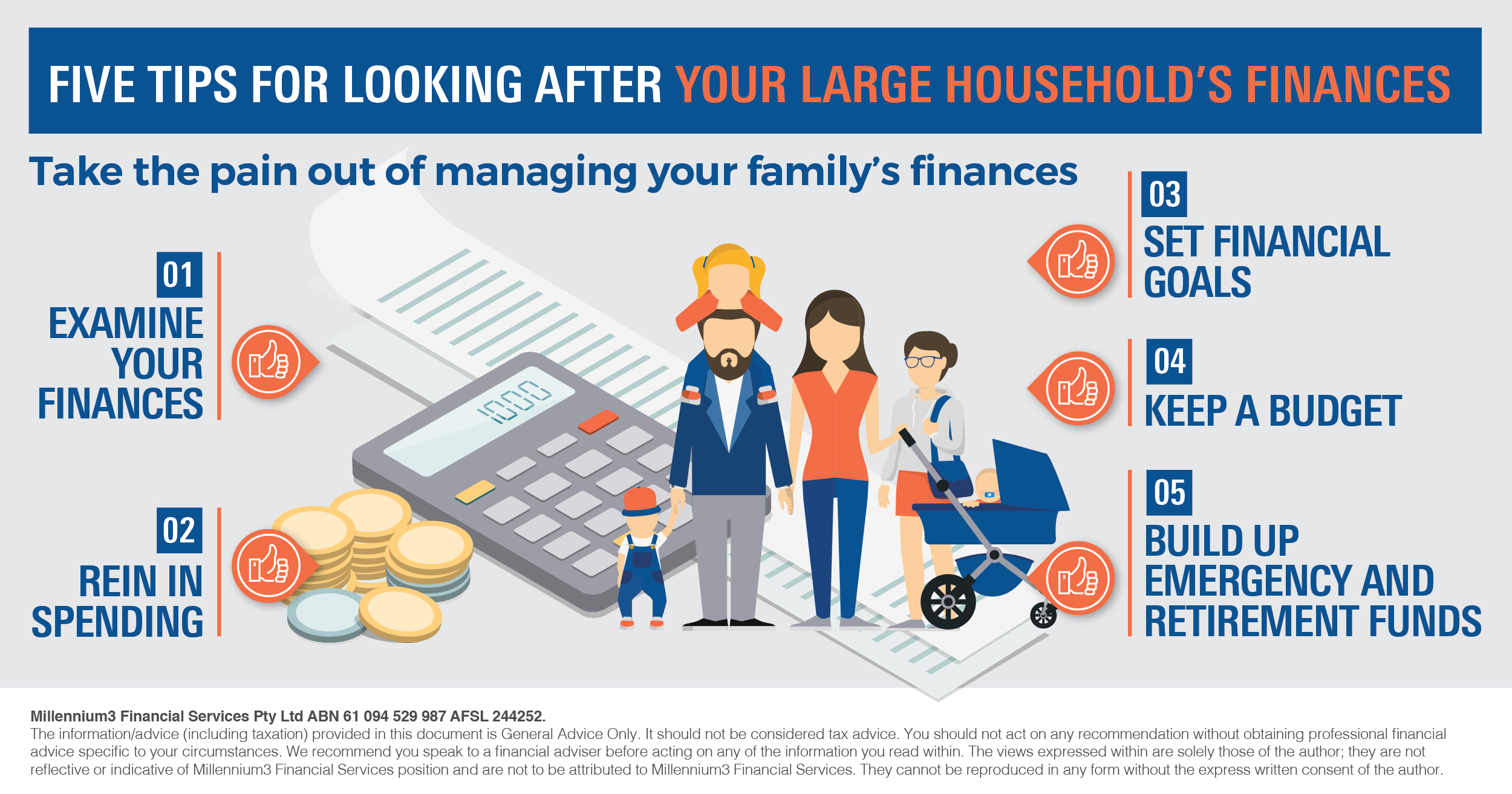 Infographic_Five tips for looking after your large household's finances_M3